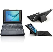 LEDELI Bluetooth QWERTZ German keyboard Cover for Samsung Galaxy Tab A 9.7 S2