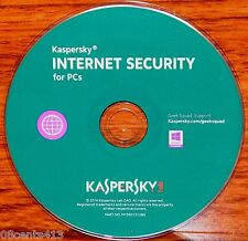 Kaspersky Internet Security Antivirus 2015 1PC For Windows **Disc Only**
