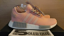 WOMEN'S NMD R1 VAPOUR PINK LHIGHT ONIX CLEAR BY3059 US SIZE 8 XR1 CAMO BOOST