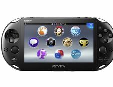 NEW SONY PS Vita PCH-2000 ZA11 Black Console Wi-Fi model from JAPAN
