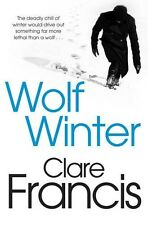 CLARE FRANCIS ___ LUPO INVERNO ___ NUOVO _ FREEPOST UK
