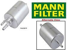 MANN-FILTER     Fuel Filter Audi A4 A6 A8 R8 RS4 S6 S8