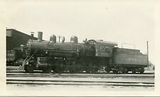 6A699A RP 1930s? C&NW CHICAGO & NORTH WESTERN RAILROAD ENGINE #384
