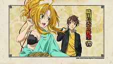 Oda Nobuna No Yabou / The Ambition of Oda Nobuna Anime DVD