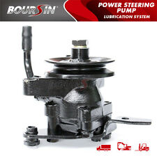 Power Steering Pump For Mitsubishi Canter FE FG 4D31 4D32 Diesel 3.3L