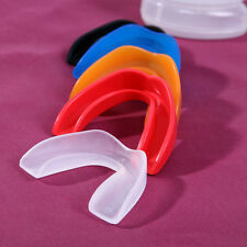Adult &Junior Gum Shields Mouth Guards With Box for Boxing Rugby All Sports New