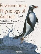 Environmental Physiology of Animals by Willmer, Pat, Stone, Graham, Johnston, I
