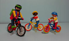 Playmobil Sports ~ Mountainbike/BMX-Räder/Offroad Bicycles (3712)