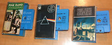 PINK FLOYD LOTTO 3 CASSETTE EMI ITALY VG+
