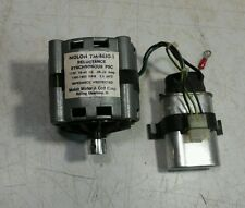 Molon Motor & Coil Corp TM-8630-1 With Capacitor 115V 1500/1800rpm AC Motor