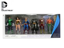DC COLLECTIBLES ALEX ROSS JUSTICE LEAGUE 6 PACK