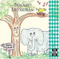 Ben and Leo Sidran-El Elefante CD NEW