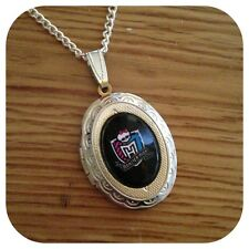 Monster**High ** ** Locket necklace