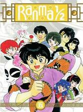 Ranma 1/2: Set 5 (DVD, 2015, 3-Disc Set) NEW