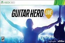 Guitar Hero Live Bundle - Xbox 360 NEW AND SEALED