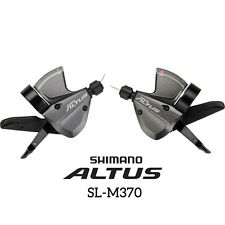 Shimano Altus SL-M370 Rapid fire Plus Shift Lever 3x9-Speed Shifter Set Trigger