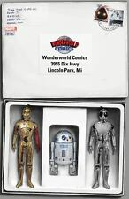 Marvel Star Wars C3PO #1 Wonderworld Droids Action Figure Variant JTC Mail Away