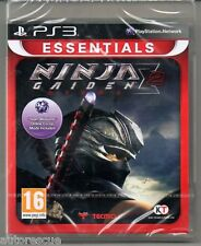 "NINJA Gaiden Sigma 2 ""NUOVO & Sealed' * PS 3 *"