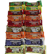18 400 Calorie Meal & Energy Bars Survival Food Emergency Rations 9 Flavors SOS