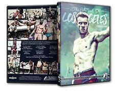 Pro Wrestling Guerrilla: PWG BOLA 2016 Battle of Los Angeles Stage 1 DVD Fenix