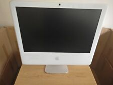 "Apple iMac A1207 20"" 2.16GHz/2GB/250GB ATI X1600 MAC OS LION 10.7"