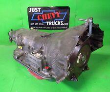 99 to 06 Chevy Silverado GMC Sierra 4L80E 2WD Automatic Transmission 6.0 engine