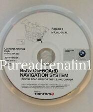 01 02 03 BMW X5 740i 740iL 745i SEDAN SUV NAVIGATION MAP DISC CD 5 MS AL GA FL