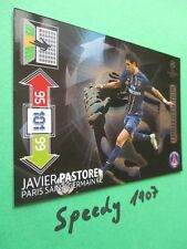 Champions League Pastore  2012 13 limitiert limited edition Panini Adrenalyn 12