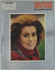 Catherine Deneuve Revue Paris Match n° 1078 Janvier 1970