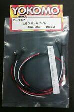 Yokomo D-147 LED 1:10 RC