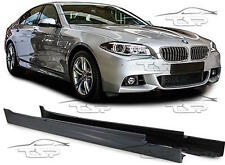 SIDE SKIRTS FOR BMW F10 SERIES 5 FROM 2013 M5 LOOK BODY KIT SPOILER MINIGONNE