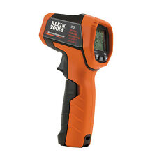 Klein Tools IR5 12:1 Dual Laser Infrared Thermometer - w/ Case - NEW
