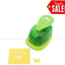 "5/8""inch Dog 2 Shape Paper Caraft Punch Craft Supplies Puncher Scrapbooking Card"