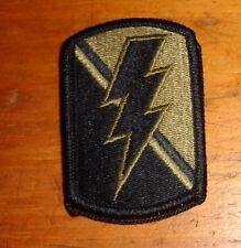 ARMY PATCH, 79TH INFANTRY BRIGADE COMBAT TEAM, MULTI-CAM,SCORPION W/VELCRO