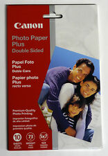 Canon OEM PP DS 5x7 two sided photo printer paper for MG3120 MX452 MX439 MX392