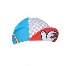 "NEW Cinelli ""Columbus Italia"" Cotton Cycling Cap - ONE SIZE - retro fixed track"