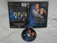 THE LOTTERY DVD RARE REGION 0/ALL CLASSIC TV HORROR FILM KERI RUSSELL VGC