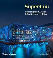 NEW Superlux by Davina Jackson Hardcover Book (English) Free Shipping
