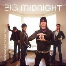 BIG MIDNIGHT - Everything For The First Time LP
