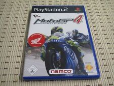 MOTO GP 4 per PlayStation 2 ps2 PS 2 * OVP *