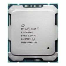 Intel Xeon E5-2696 v4 OEM CPU 2.2GHz 22-Core Max 3.7GHz Faster Than  E5-2699 v4