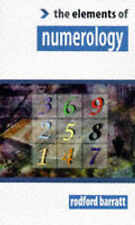 THE ELEMENTS OF NUMEROLOGY, RODFORD BARRATT