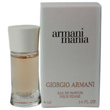 Armani Mania by Giorgio Armani for Women Miniature EDP Splash 0.14oz. NEW