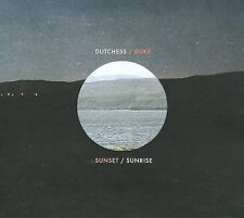 Sunset/Sunrise [Digipak] by The Dutchess & the Duke (CD, Dec-2009, Hardly Art)