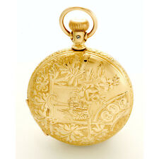 Ladies Antique Elgin Pocket Watch CA1892