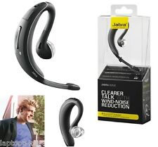 Genuine Jabra Wave BT3040 WIRELESS AURICOLARE BLUETOOTH WIND Riduzione del Rumore Nero