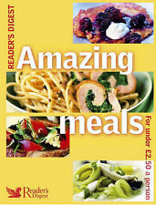 Maggie (ed) PANNELL Amazing Meals for Less Than £2.50 a Person (Readers Digest)