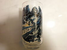 Vintage Awesome 1976 Coca Cola King Kong Promo Glass Ltd. Edition