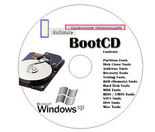 Arranque de Windows / Reparación / recuperación de datos de disco XP, 2000, NT, 7