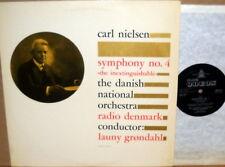 EMI HMV Nielsen GRONDAHL Symphony #4 DENMARK MOAK-6